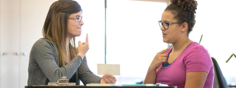 speech language pathologist Calgary