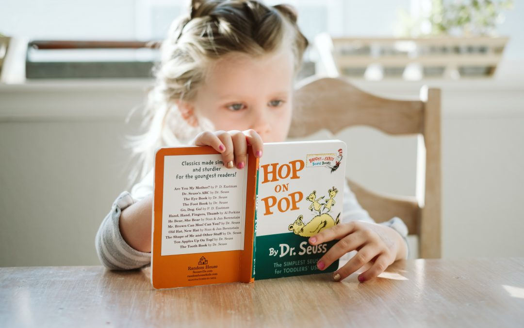 4 Tips to Cultivate Your Child's Reading Habits